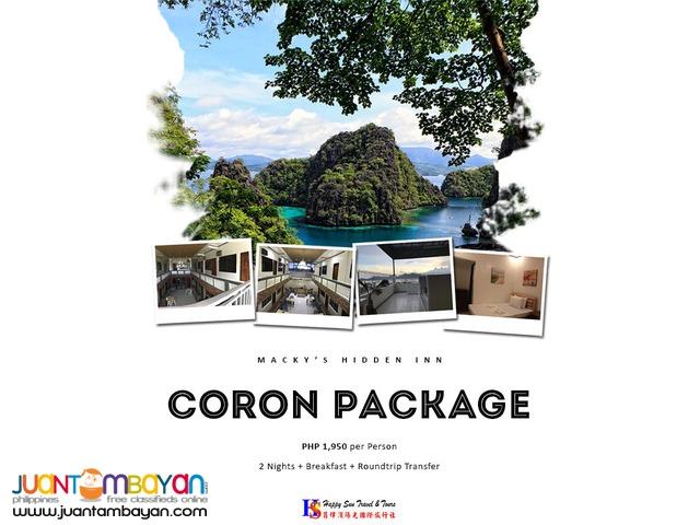 3D2N Coron Package