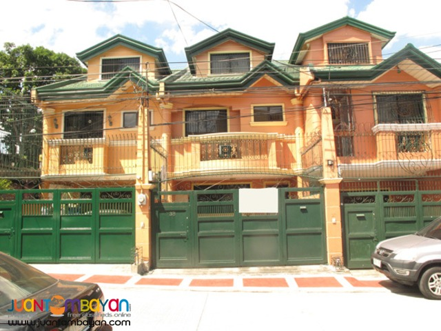 PH707 Townhouse For Sale In Project 8 At 7.8M