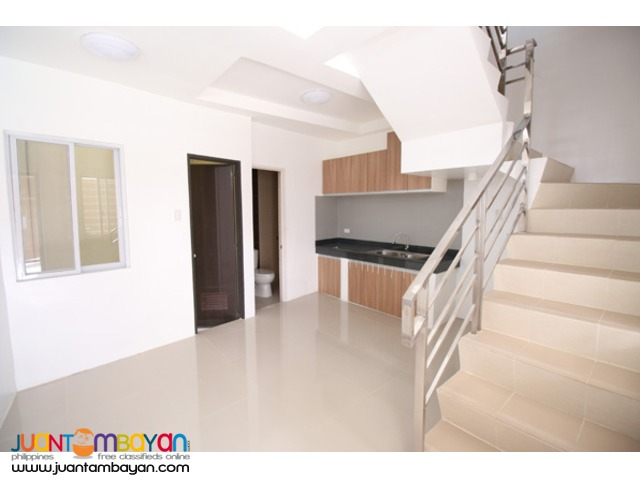 PH739 Townhouse For Sale in Bago Bantay At 7M