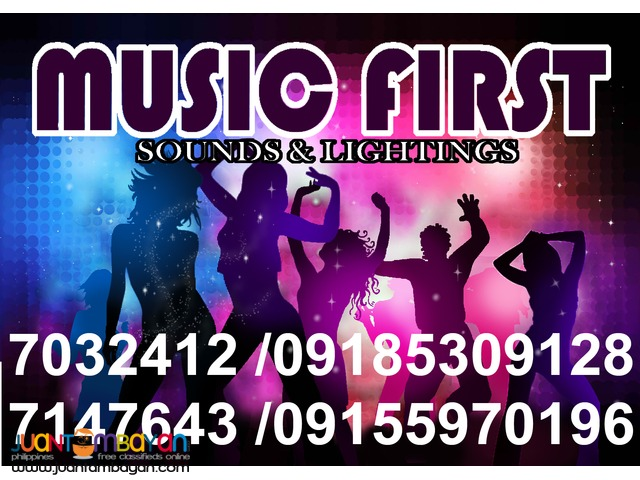 Lights and Sounds System Rental.@7032412,7147643,09185309128.