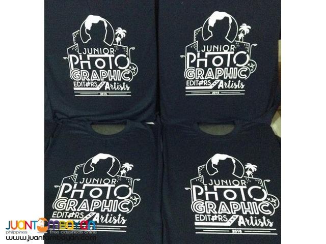 rush tshirt printing
