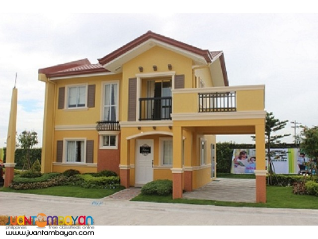 5BR HOUSE FATIMA MODEL AT CAMELLA RIVERWALK, PIT-OS CEBU CITY