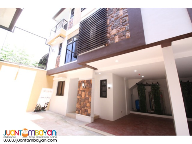 PH728 Townhouse For Sale in Cubao At 8.960M