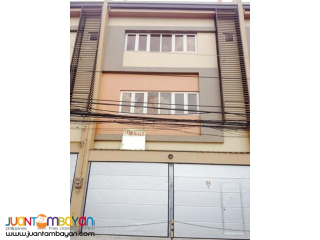 PH78 Townhouse in Q.C Area at 16M