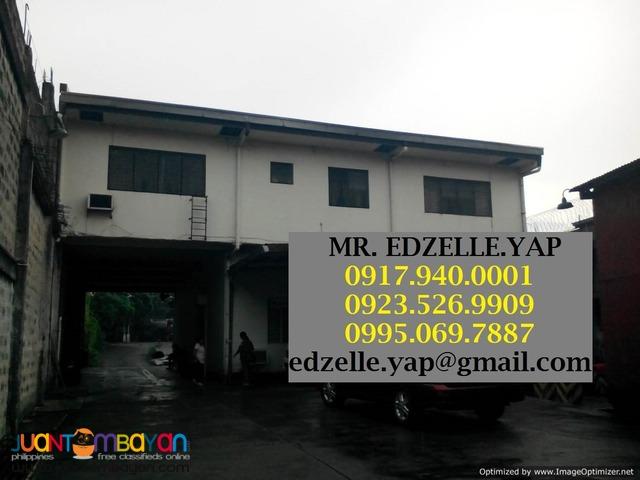 2 Storey Warehouse Building for Sale Valenzuela City