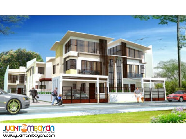 3BR TOWNHOUSE AT LIAM RESIDENCES FOREST HILLS BANAWA CEBU CITY