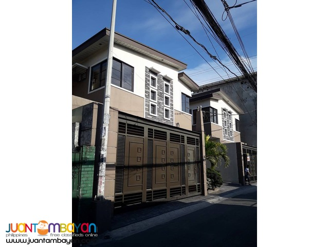 BRAND NEW TOWNHOUSE IN MINDANAO AVE.