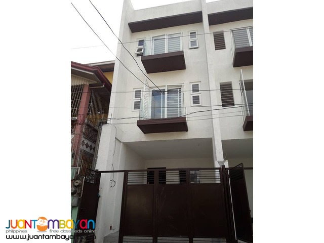 BRAND NEW TOWNHOUSE IN MINDANAO AVE., Q.C.
