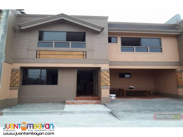 BRAND NEW TOWNHOUSE IN VALENZUELA, Q.C. NEAR MINDANAO AVE.