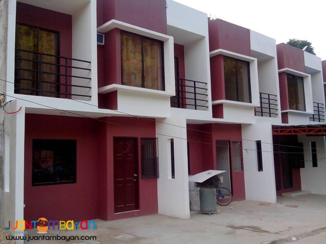 AFFORDABLE TOWNHOUSE ELENA TOWNHOMES PHASE 5 GUADALUPE CEBU CITY