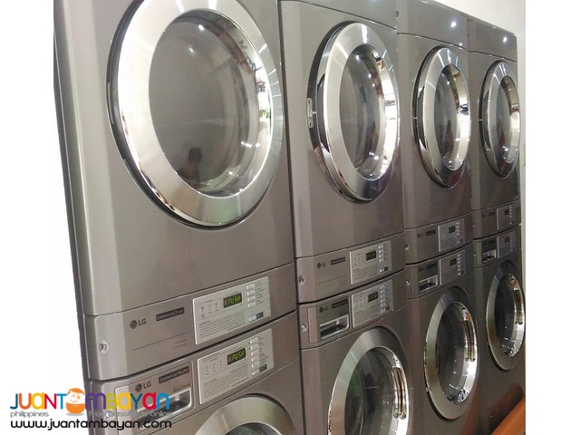 Self Service Laundry Business Packages