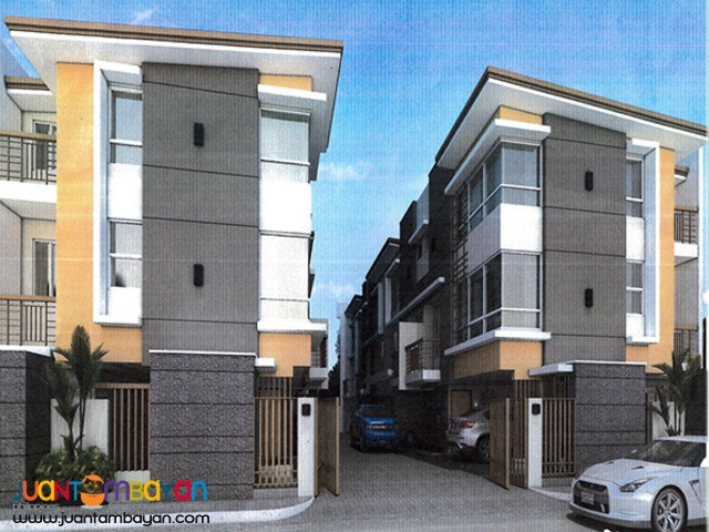PH827 Townhouse for Sale in Fairview at 7.5M