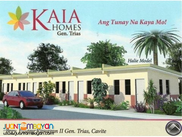 KAIA Homes For Sale thru Pag-ibig near in General Trias