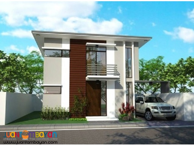 2 Storey House North Belleza Subdivision Talamban Cebu City