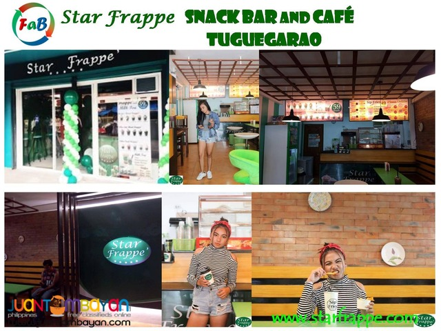 Restaurant Snack Bar Coffee Shop and Cafe' Franchising Business