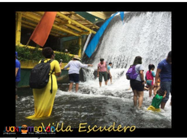 Villa Escudero Day Tour