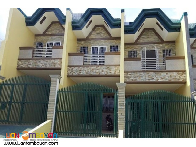 PH822 House and Lot for sale in Batasan at 4.2M