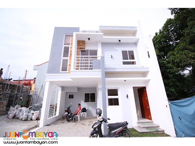 PH567 Townhouse for Sale in Batasan at 4.384M