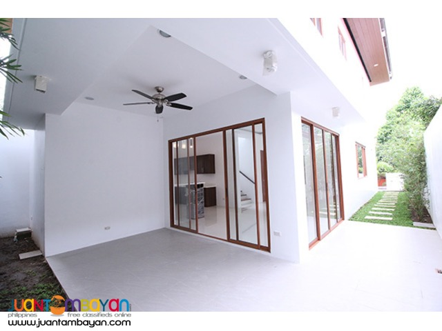 PH823 House and Lot for sale in Filinvest at 18.8M