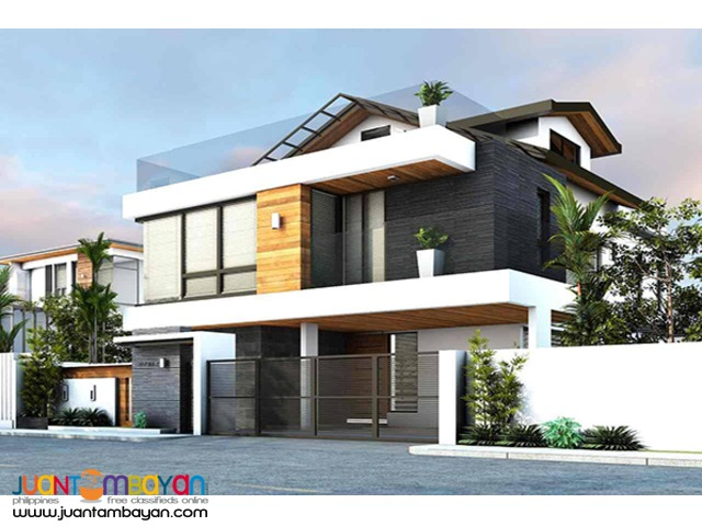 PH809 House and Lot for Sale in Filheights Quezon City at 19M