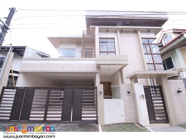 PH466 Single Detach in Batasan Filinvest for Sale 23.5M