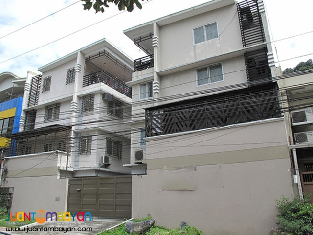 PH776 Townhouse For Sale In Scout Area Q.C At 12.5M