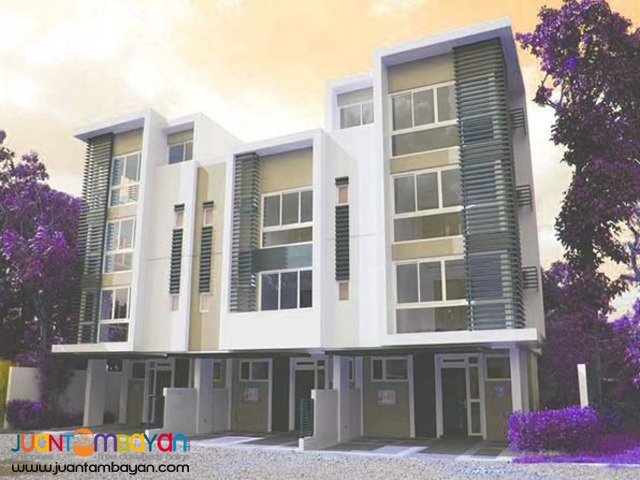 PH844 Townhouse in Scout Area for Sale at 20.603M