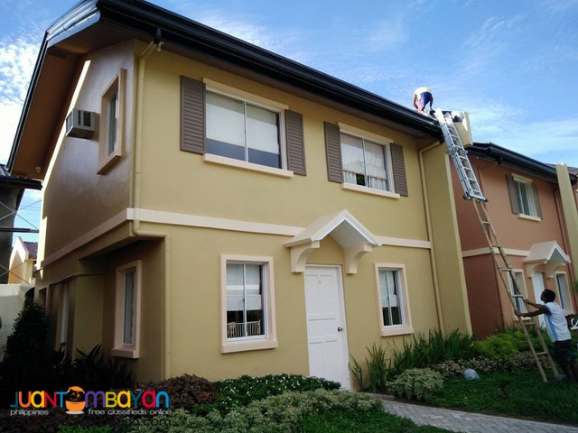 3 BR – Affordable House Dana Model at Camella Riverfront, Pit-os, Cebu
