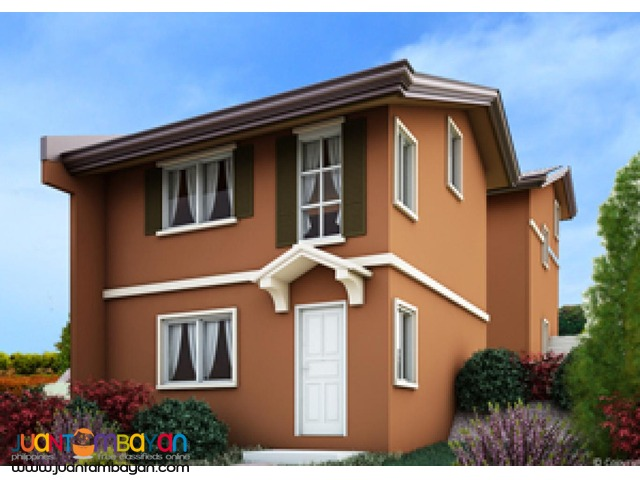 3 BR – EASY HOMES SERIES ISABELA UPHILL MODEL CAMELLA RIVERFRONT