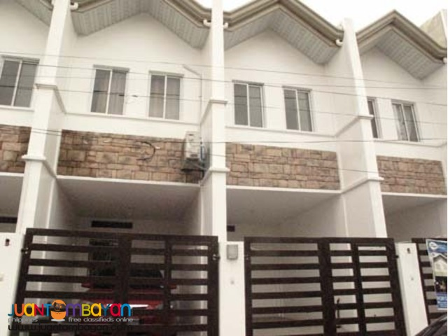 PH488 Townhouse for Sale in Pasig 4.150M
