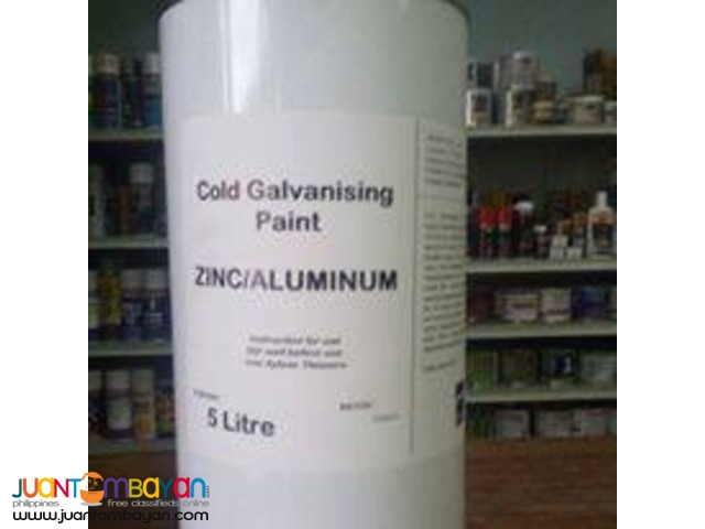 Cold Zinc Galvanizing Paint