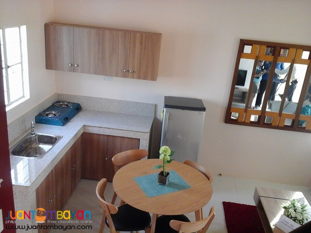 Townhouse in Golden Horizon For Sale Thru Pag-ibig