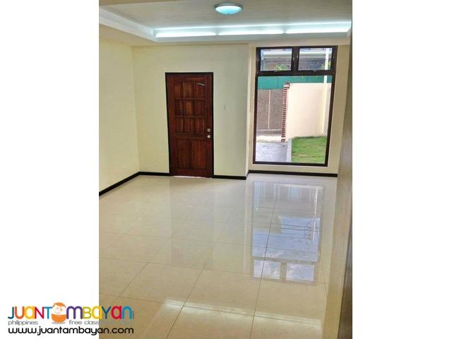 Unfurnished 3 Bedroom House For Rent in Mandaue City Cebu