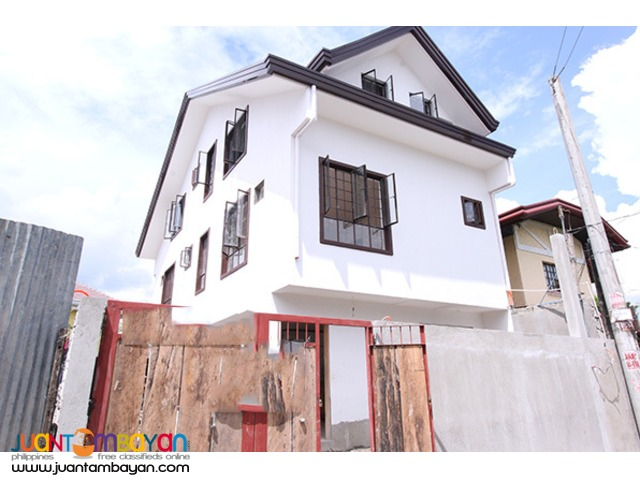 PH815 House and Lot for Sale in Pasig 7.5M