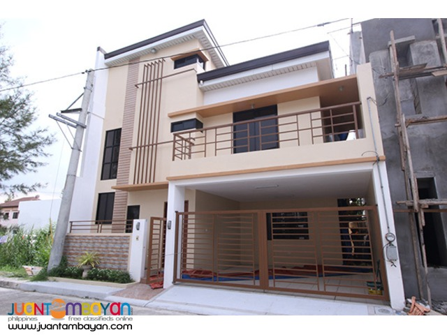 PH774 Single Attached House in Pasig City for Sale at 7.6M