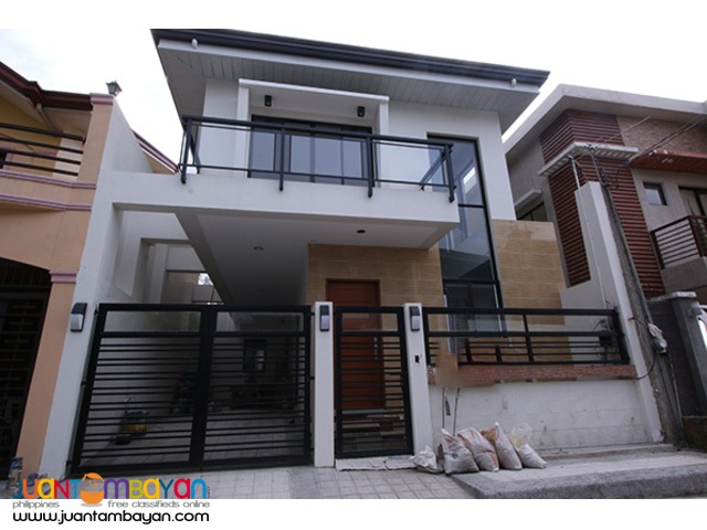 PH763 House and Lot for Sale in Pasig 8.5M