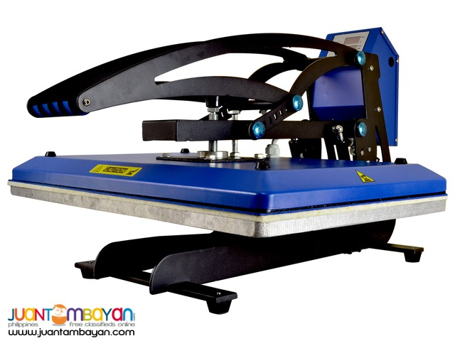 Personalized Printing Business - SAPPHIRE CLAM PRO HEATPRESS