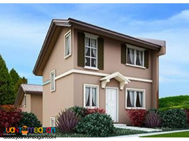 3 BR – CAMELLA EASY HOMES SERIES ISSA DOWNHILL MODEL TALISAY CITY