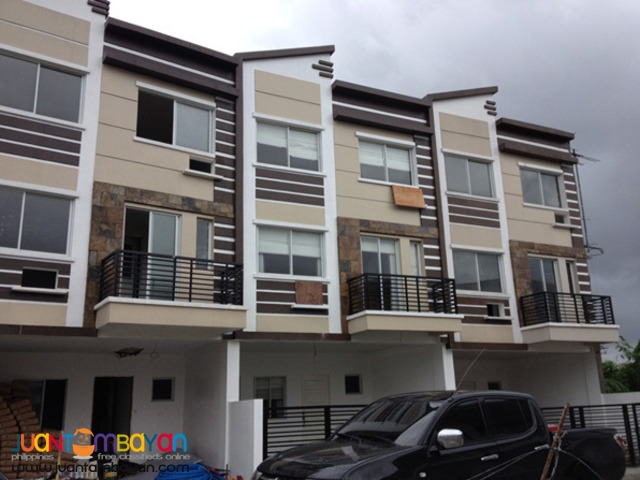 PH201 A Bonifacio Townhouse at 9.633M