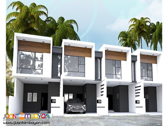 PH701 Townhouse For Sale In Antipolo City At 2.550M