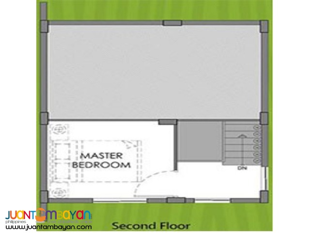 CAMELLA TALISAY EASY HOMES SERIES HANNA DOWNHILL MODEL