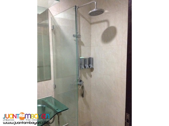 25k Studio Condo Unit w/Balcony For Rent in Ramos Cebu City