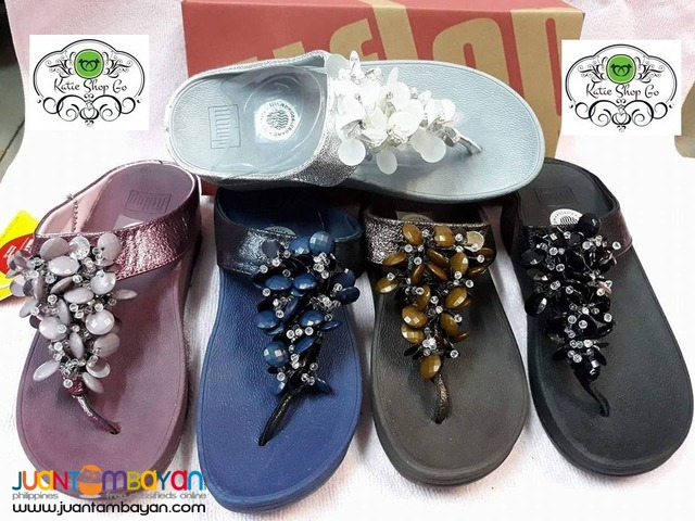 FITFLOP SLIPPERS - LADIES SLIPPERS