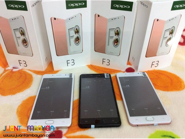 OPPO F3 SUPER KING - OPPO CELLPHONE