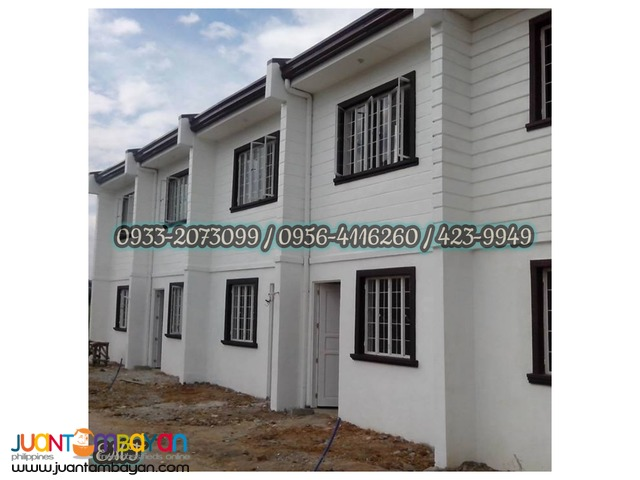 CASABLANCA Townhouse in San Mateo Rizal