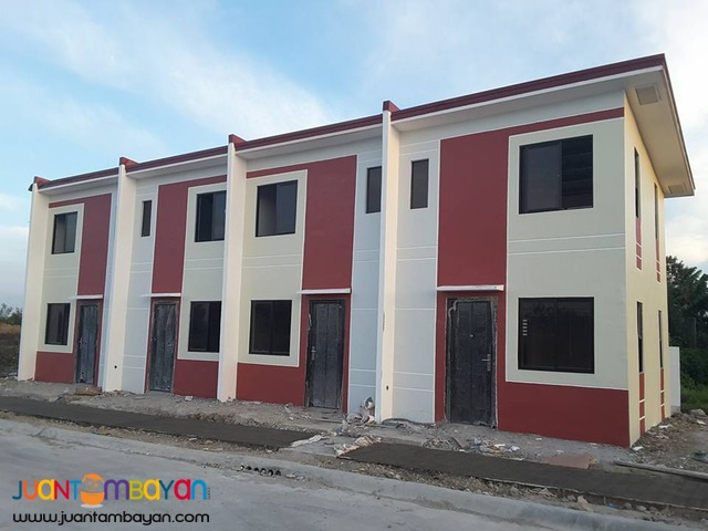 Low Cost Housing in Gentree Villas For Sale thru Pag-ibig