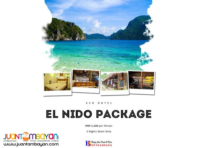 3D2N El Nido Package