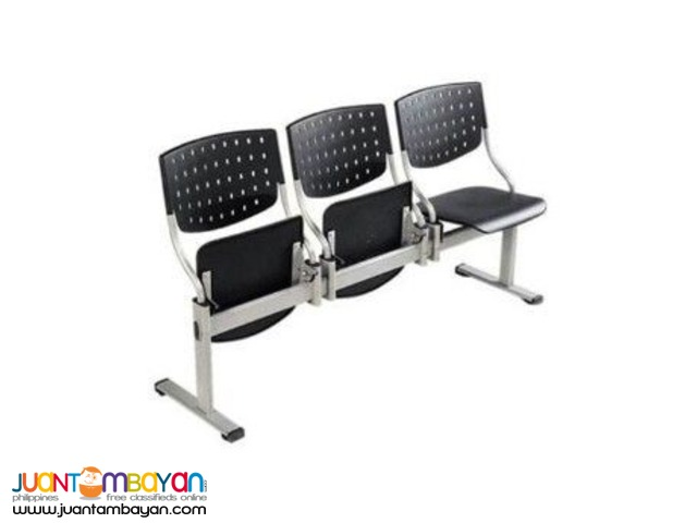 W30-4 Gang Chair  (3-seater) in Iloilo City