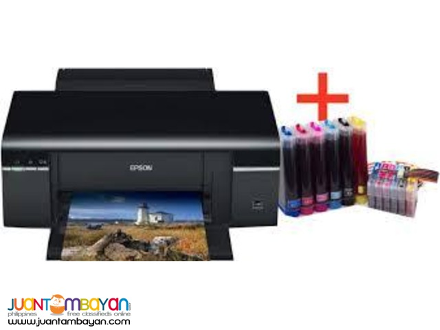 Epson T60 Photo Printer For Rent