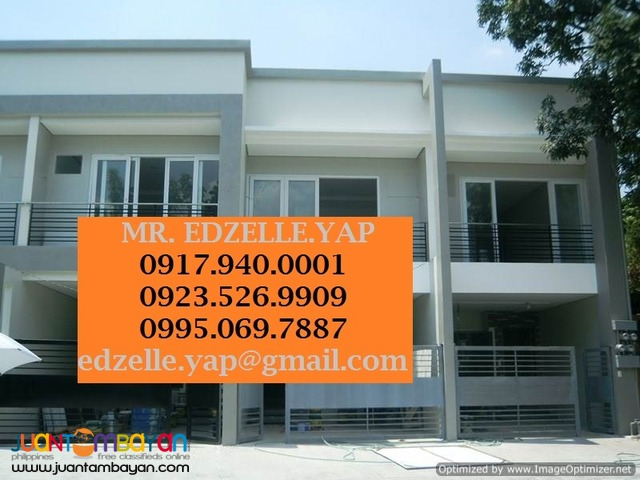 2 Storey Townhouse for Sale Project 8, Quezon City